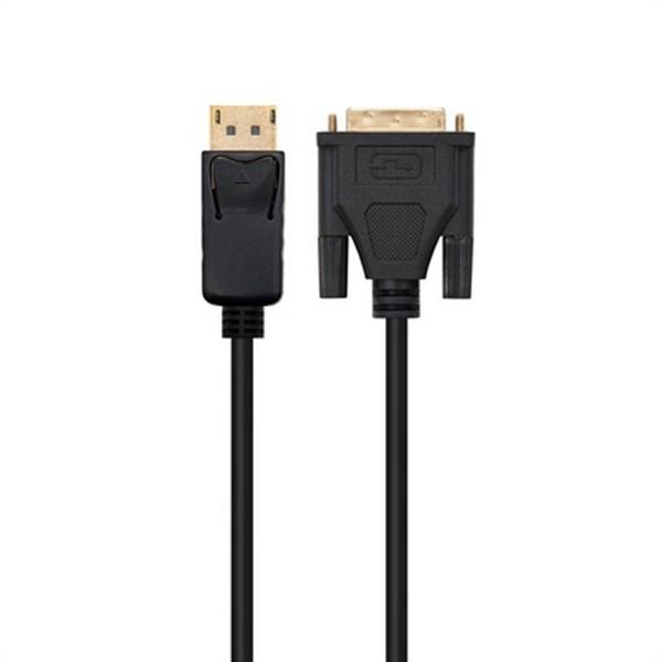 DisplayPort to DVI Converter Ewent EC1440 Black
