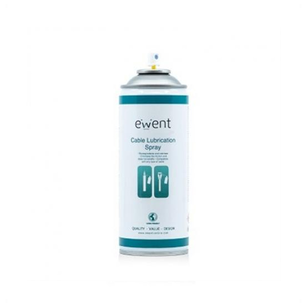 Lubricante para Cables de Alimentación Ewent EW5618 (400 ml)