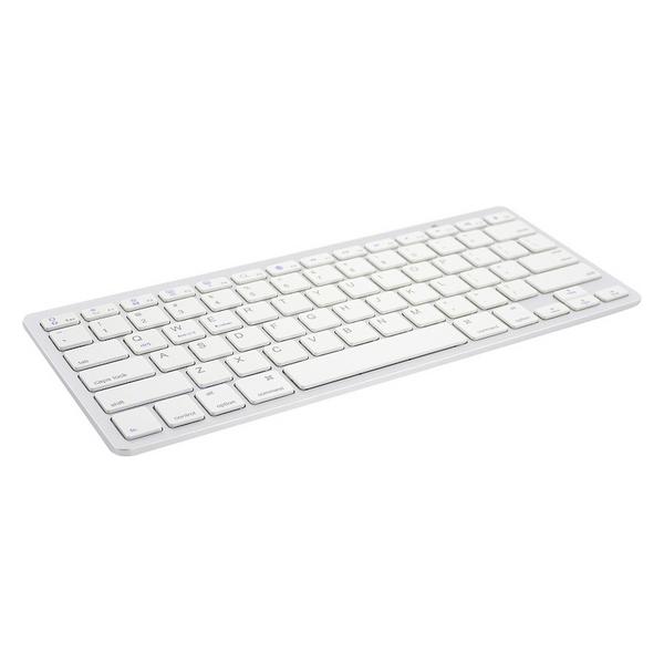 Teclado Bluetooth Ewent EW3161 Blanco (Español)