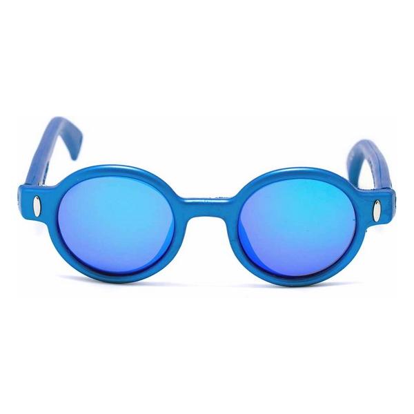 Unisexsolglasögon Italia Independent 0013-021-000 (47 mm)