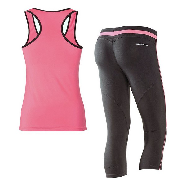 Sports Outfit for Women Freddy WRUPS2D1 (2 Pcs)