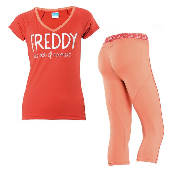 Sports Outfit for Women Freddy WRS2LDS5TS