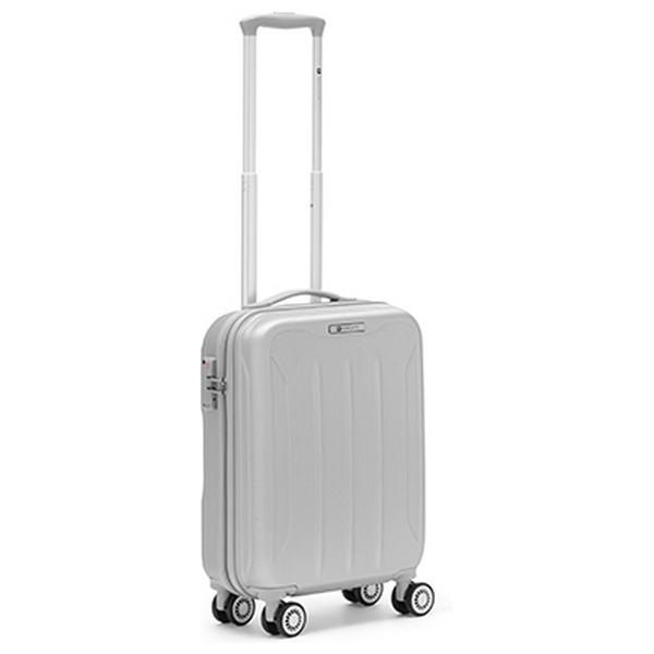 Cabin suitcase Roncato Grey polypropylene (2 pcs)
