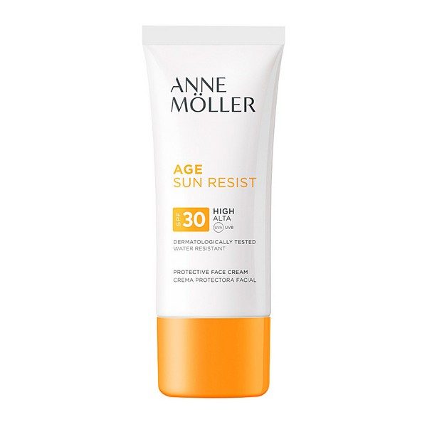 Protector Solar âge Sun Resist Anne Möller Spf 30 (50 ml)