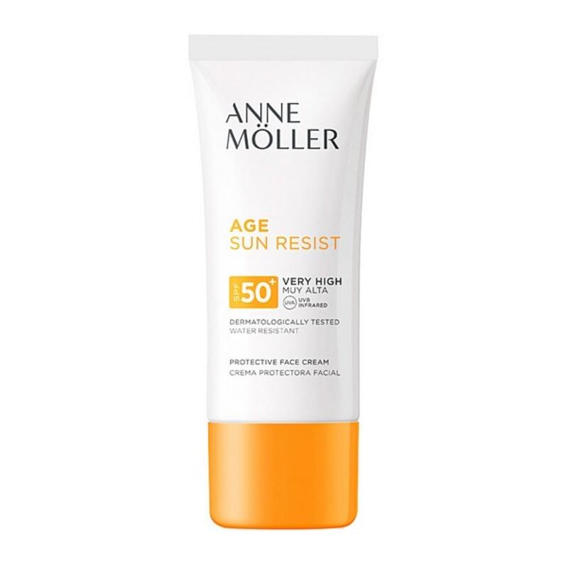Protector Solar âge Sun Resist Anne Möller Spf 50+ (50 ml)