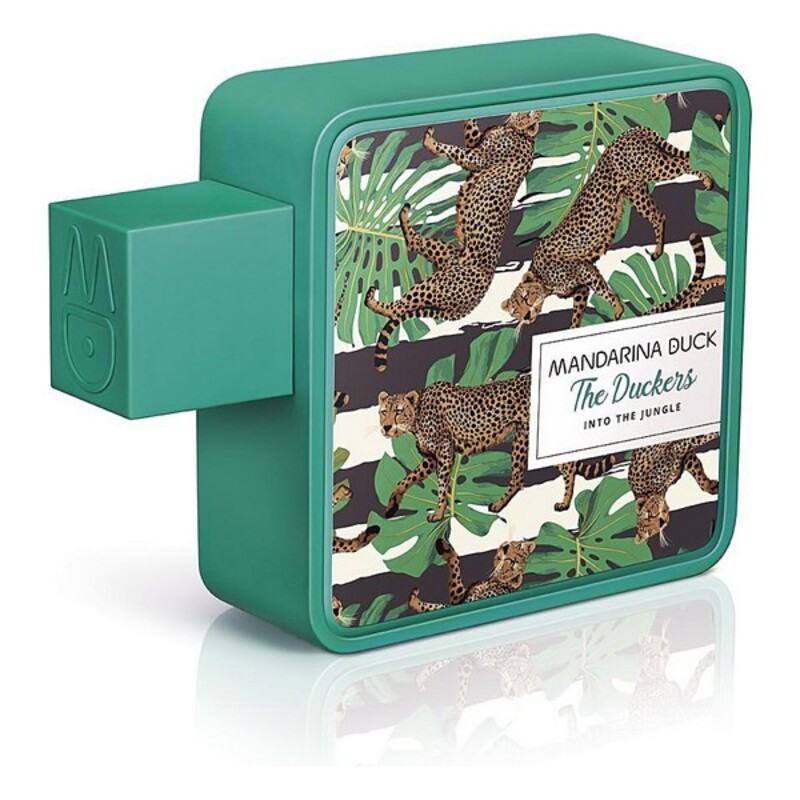 Perfume Unisex The Duckers into the Jungle Mandarina Duck EDT (100 ml)