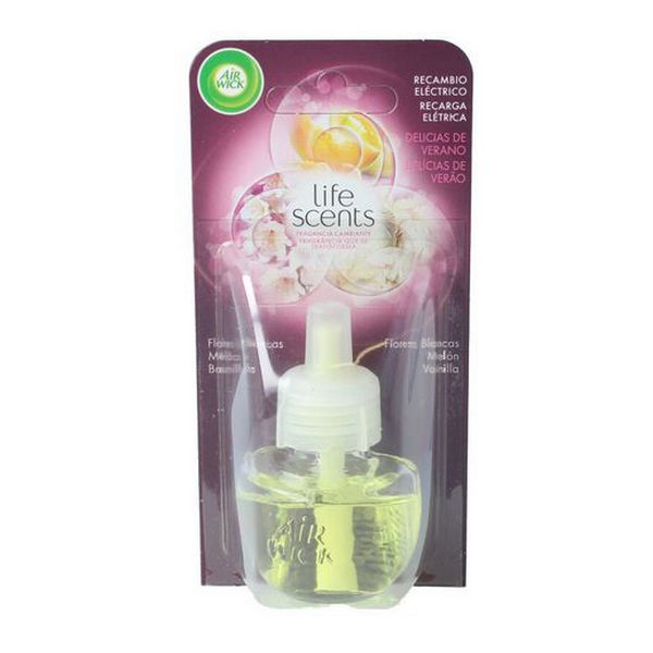 Air Freshener Refills Delicias de Verano Air Wick (19 ml)