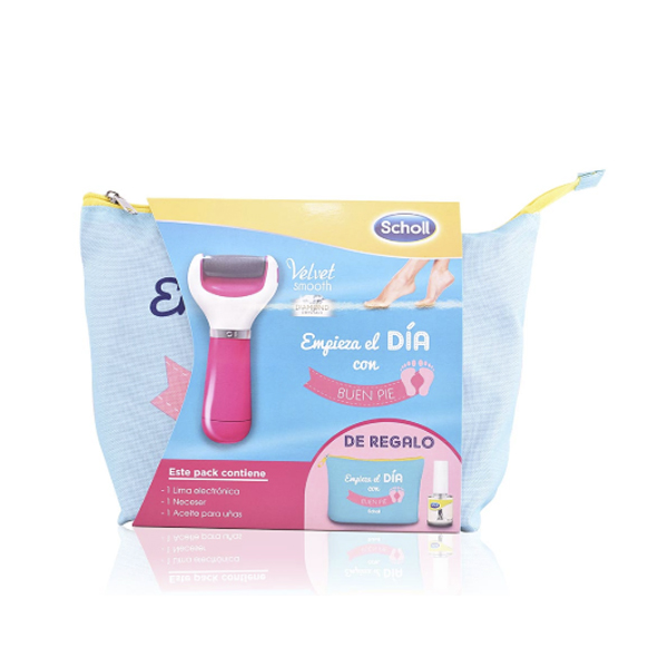 Set za manikuro Velvet Smooth Express Scholl (3 pcs)