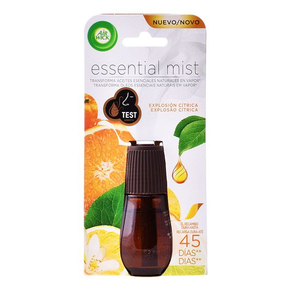 Air Freshener Refills Essential Mist Citrico Air Wick (20 ml)