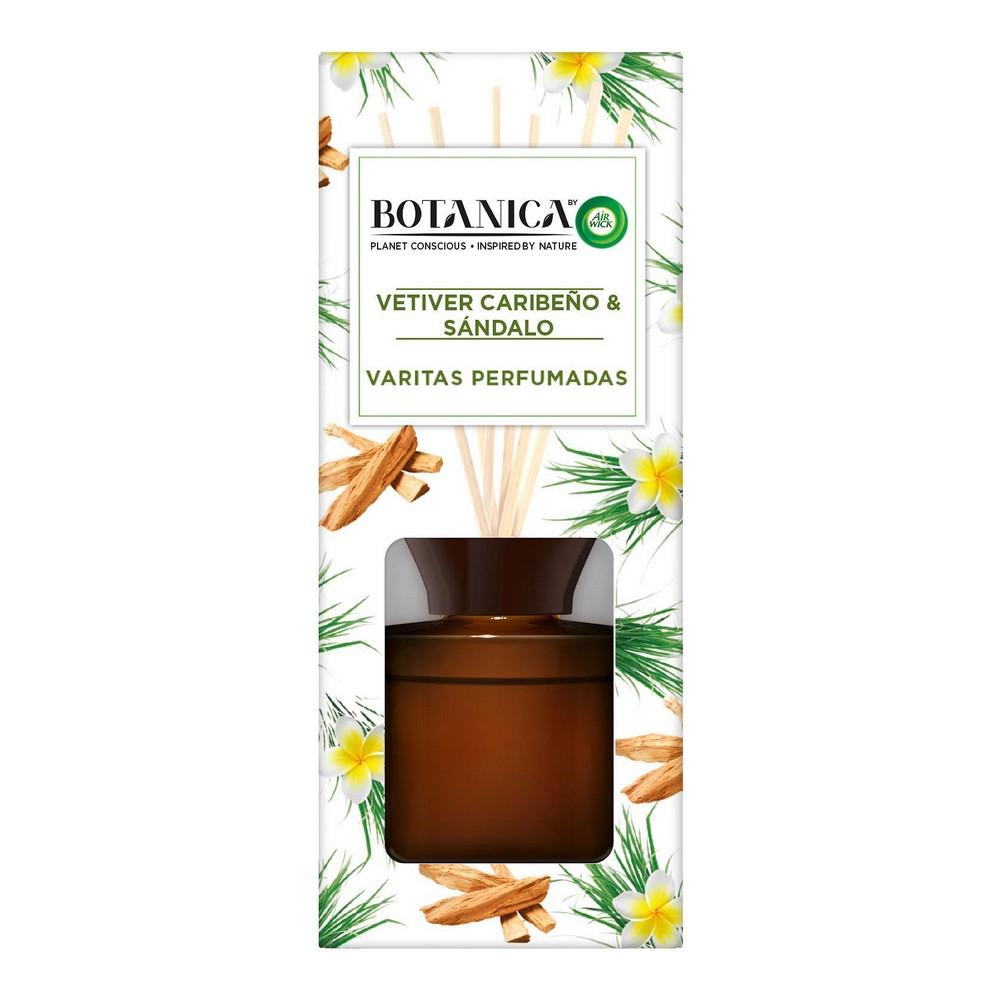 Perfume Sticks Botanica Air Wick Caribbean Vetiver Sandalwood (80 ml)