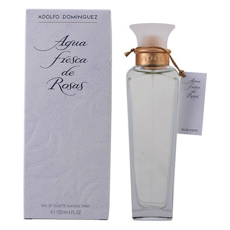 Women's Perfume Agua Fresca De Rosas Adolfo Dominguez EDT