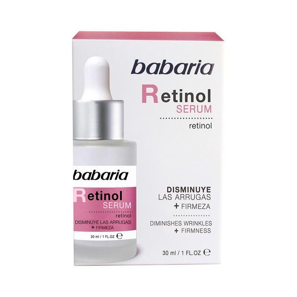 Sérum Antiedad Retinol Babaria (30 ml)