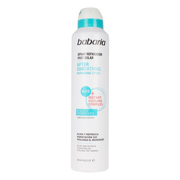 After Sun Babaria Spray Repairer Aloe Vera (250 ml)