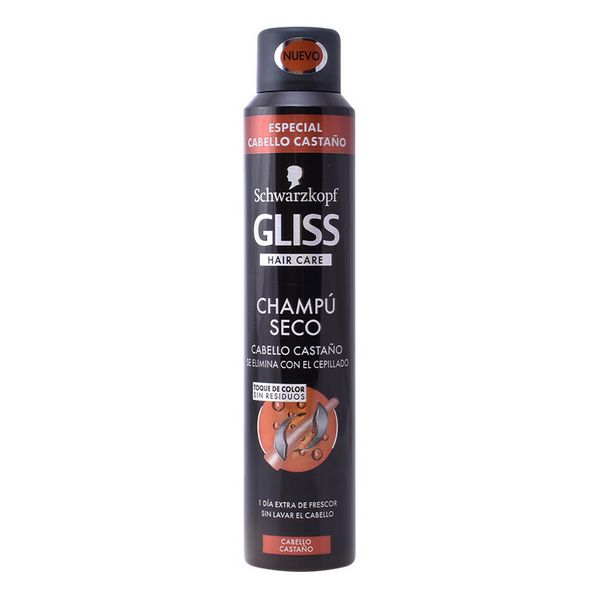 Dry Shampoo Gliss Color Schwarzkopf (200 ml)