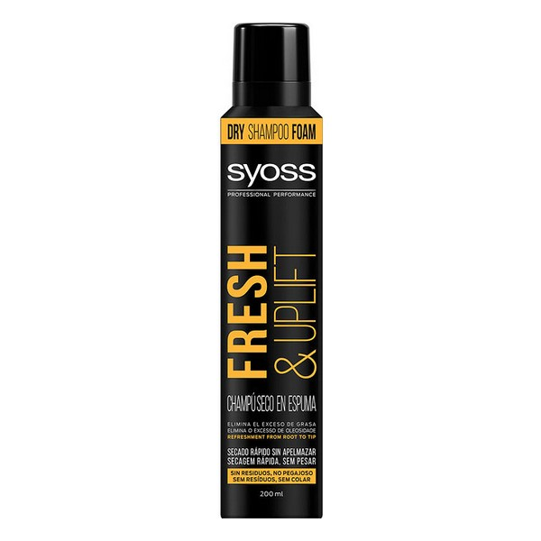 Dry Shampoo Fresh & Uplift Syoss (200 ml)