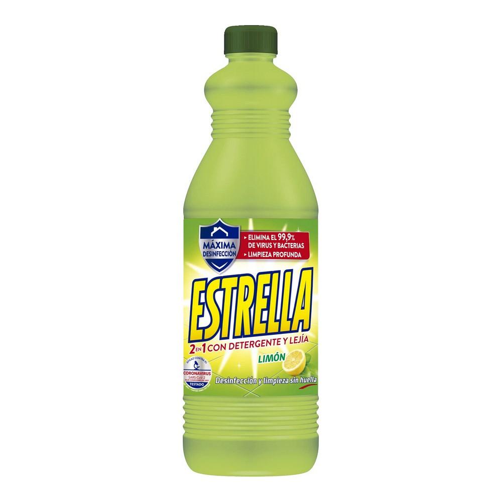 Bleach Estrella Detergent Lemon (1,35 l)