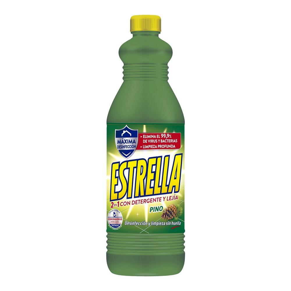 Bleach Estrella Detergent Pinewood (1,35 l)