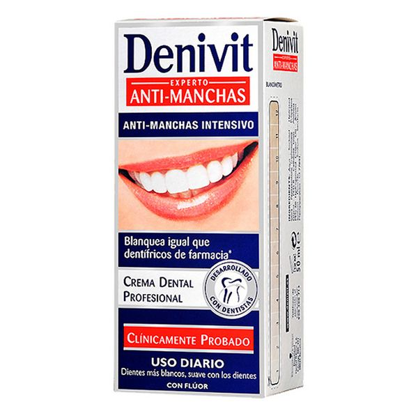 Anti-Stain Toothpaste Denivit (50 ml)