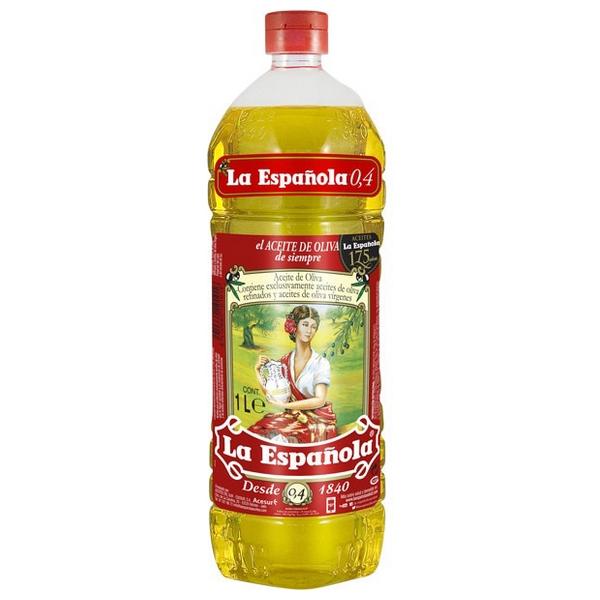Olive Oil La Española Soft (1 L)