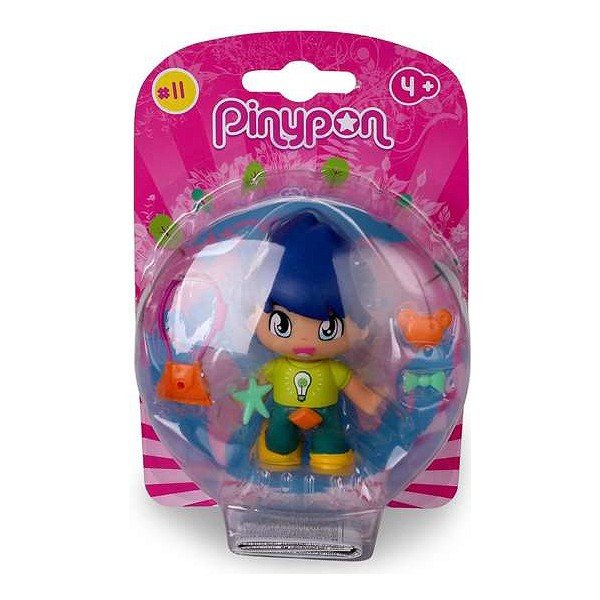 Action Figure Pinypon  Serie 11 Famosa
