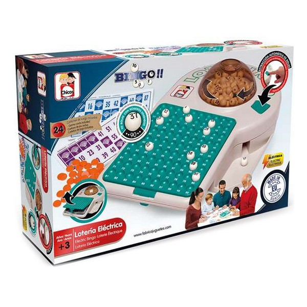 Automatic Bingo