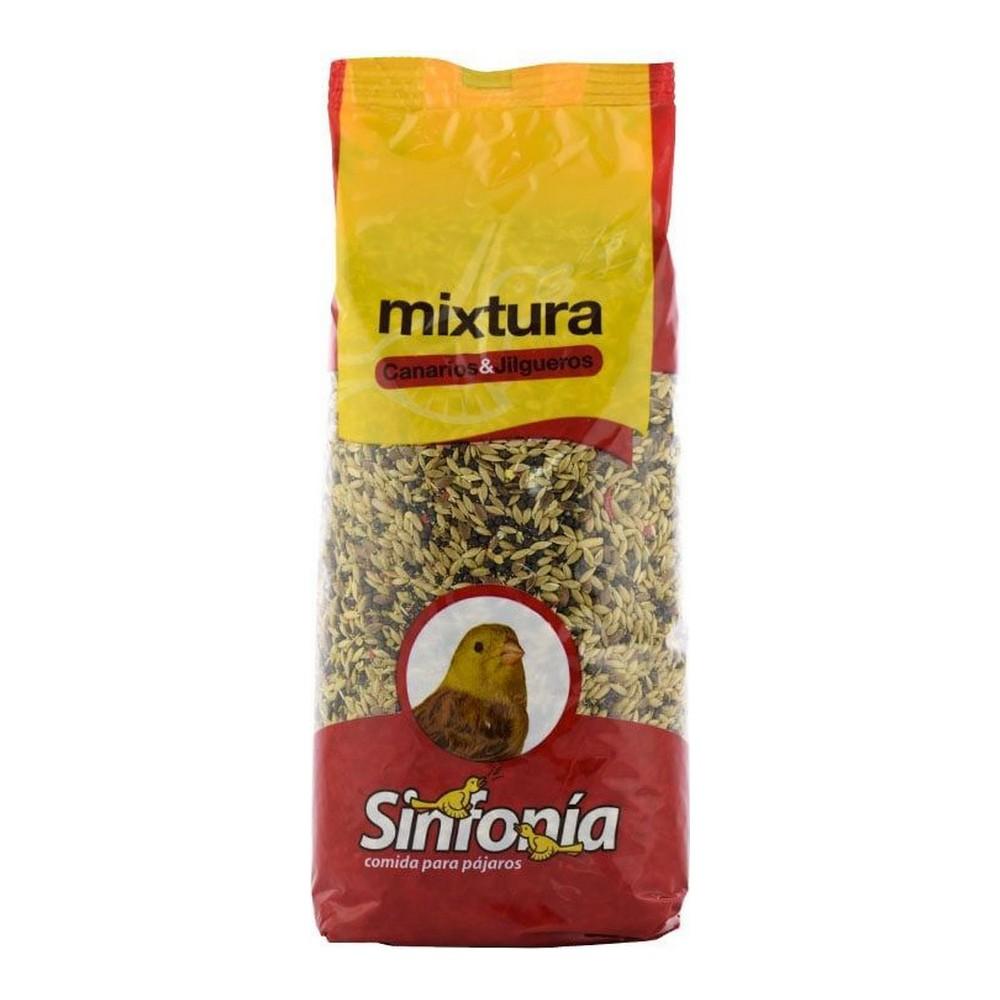 Bird food Sinfonía Sinfo (500 g)