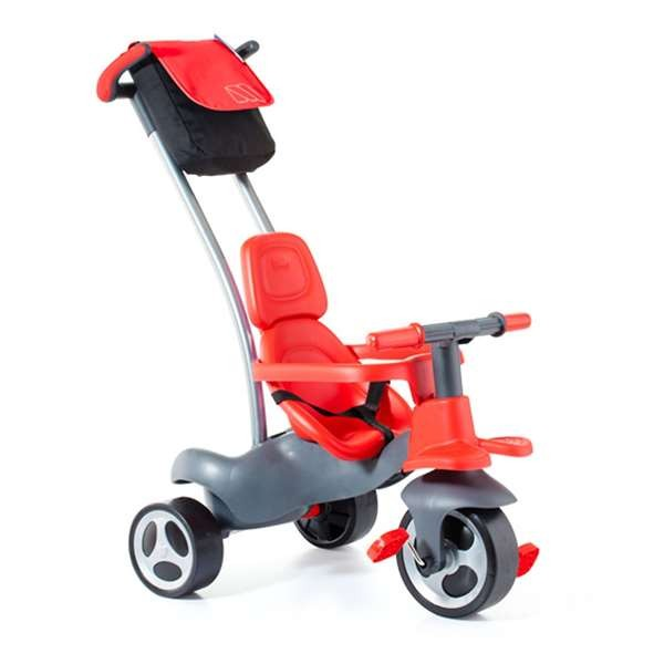 Tricycle Urban Trike Red Moltó (98 cm)
