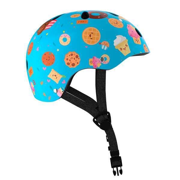 Baby Helmet Cookies Moltó Blue