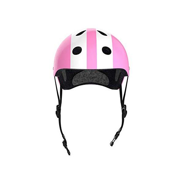 Baby Helmet Moltó Pink White 48-53 cm