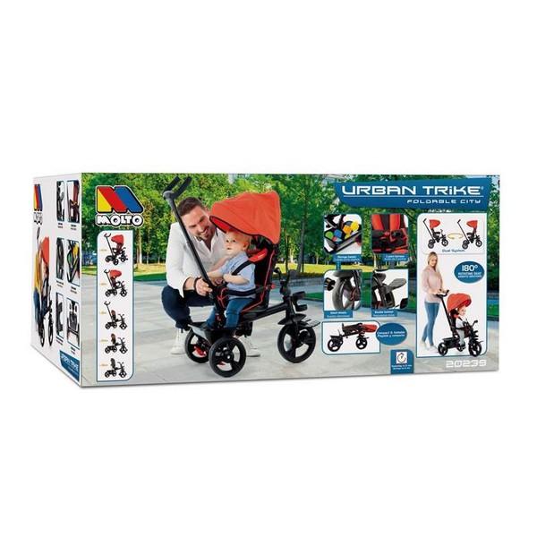 Tricycle Urban Trike Basic Moltó (99 cm)