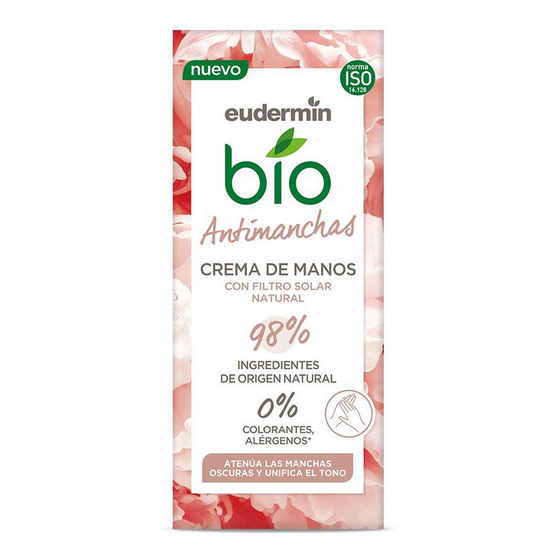 Anti-Brown Spot Hand Cream Bio Eudermin (75 ml)