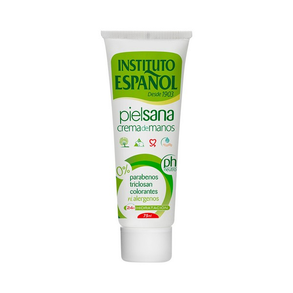CREMA DE MANOS INSTITUTO ESPAñOL (75 ML)