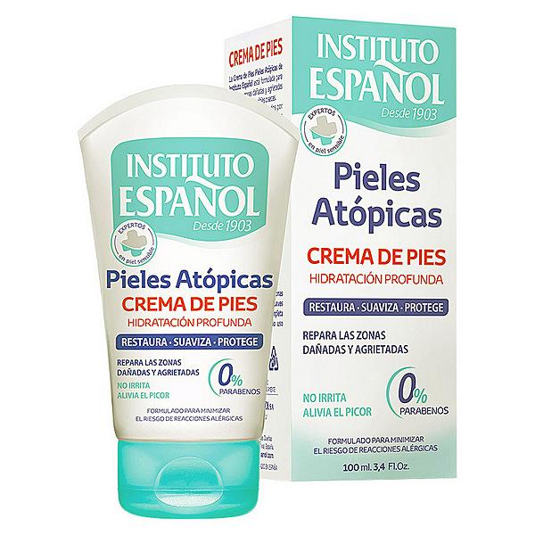 Vlažilna krema za stopala Instituto Español (100 ml)