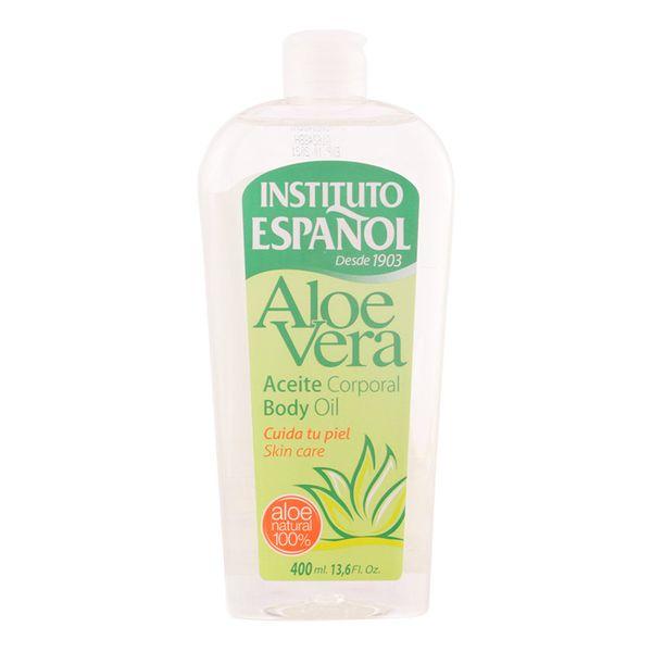 Body Oil Aloe Vera Instituto Español (400 ml)