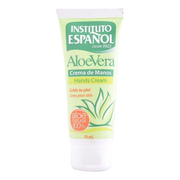 Hand Cream Aloe Vera Instituto Español (75 ml)