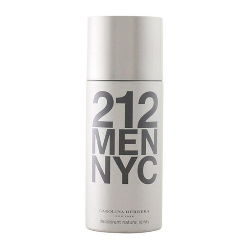Deodorante Spray 212 Nyc Men Carolina Herrera (150 ml)