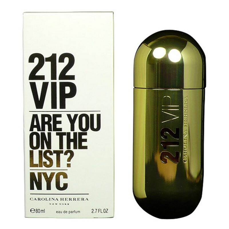 Women's Perfume 212 Vip Carolina Herrera EDP
