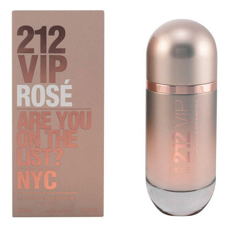 Women's Perfume 212 Vip Rosé Carolina Herrera EDP
