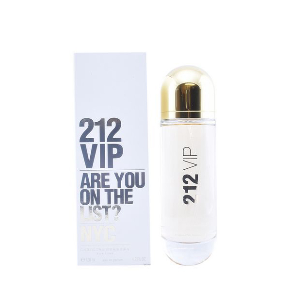 Women's Perfume 212 VIP Carolina Herrera EDP (125 ml) (125 ml)