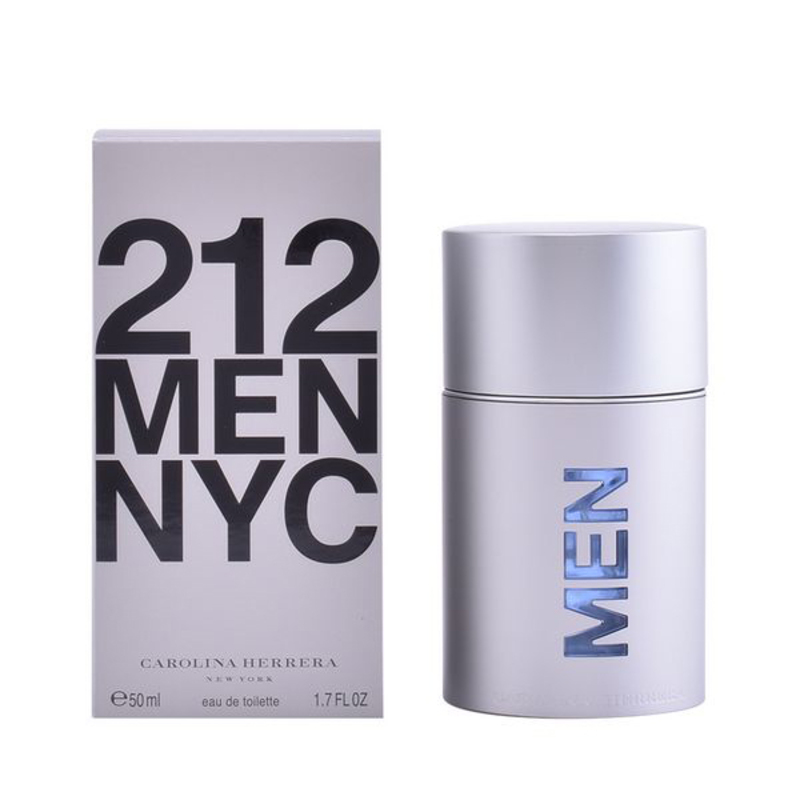 Men's Perfume 212 Nyc Men Carolina Herrera EDT (50 ml)