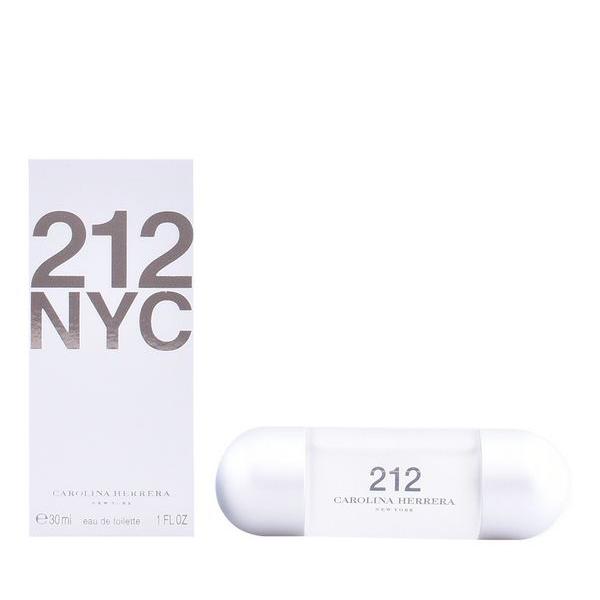 Women's Perfume 212 NYC For Her Carolina Herrera EDT (30 ml) (30 ml)