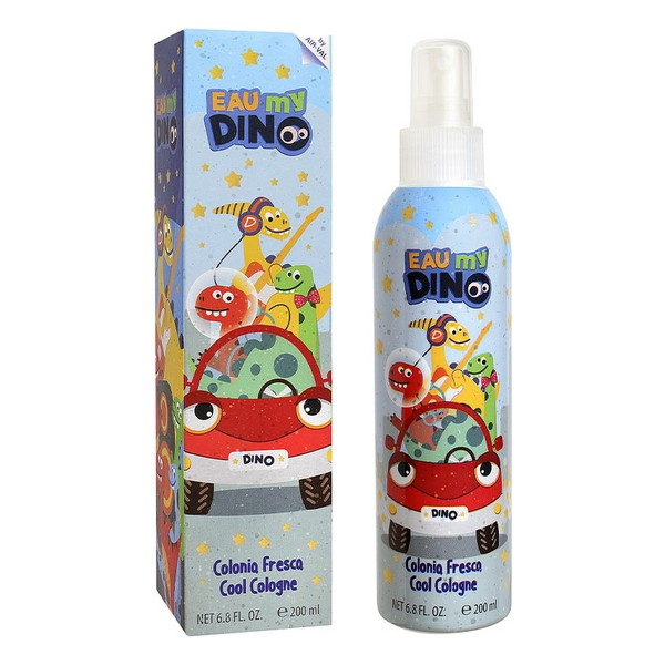 Children's Perfume Eau my Dino Cartoon EDC (200 ml)