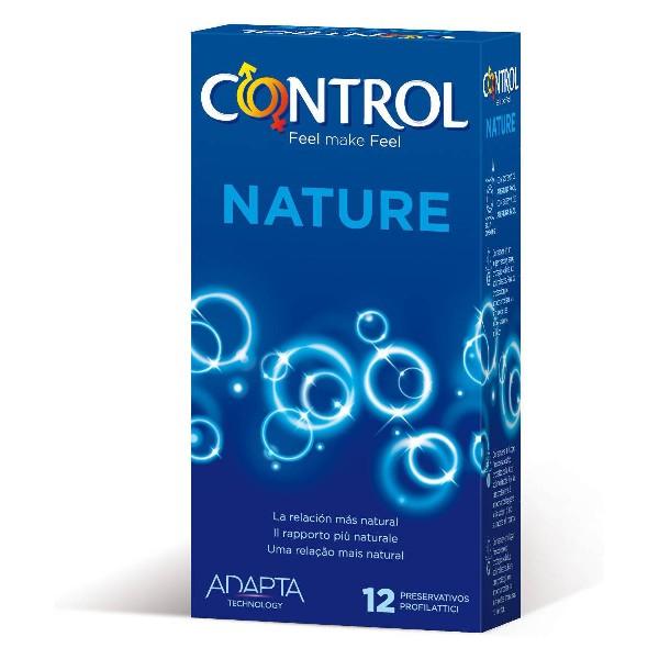 Condoms Control Nature (12 uds)