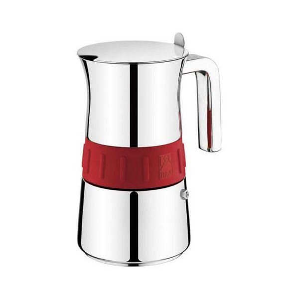 Italijanski Kuhalnik za Kavo BRA A170567 (6 cești) Nerjaveče jeklo
