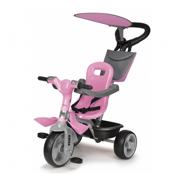 Tricycle Feber Baby Plus Music Pink