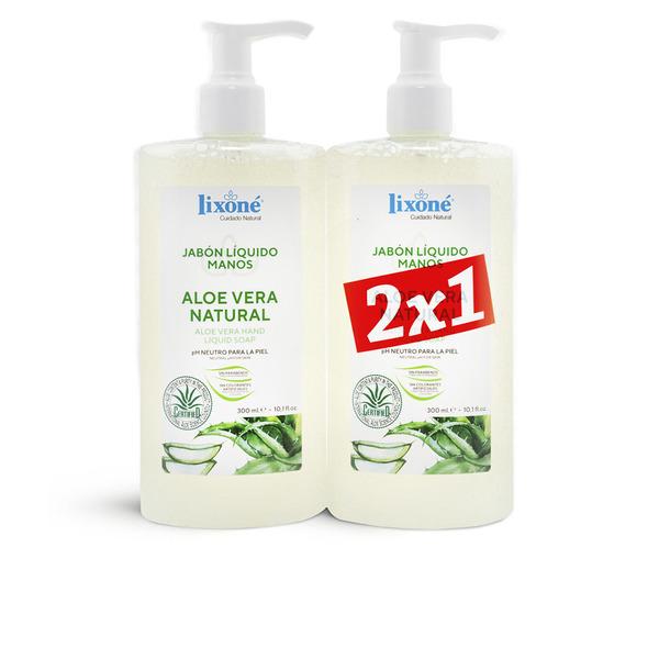 Hand Soap Aloe Vera Natural Lixoné (2 pcs)