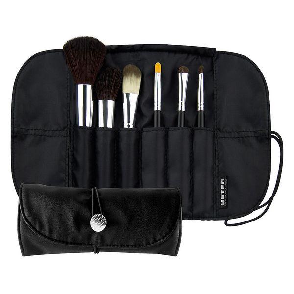 Set de Brochas de Maquillaje Beter 40403