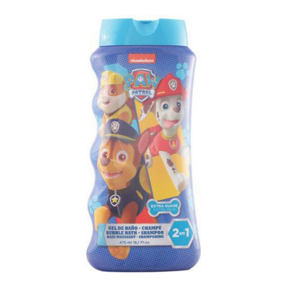 2-in-1 Gel and Shampoo The Paw Patrol Lorenay (475 ml)