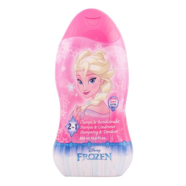 2-in-1 Shampoo and Conditioner Frozen (400 ml)