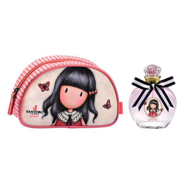 Set de Perfume Infantil Gorjuss Time To Fly Gorjuss (2 pcs)